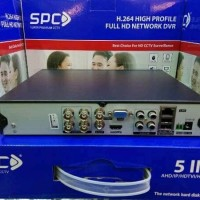 DVR CCTV 4CH 5IN1 SPC SUPORT SEMUA JENIS CAMERA 2.0mp