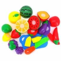 Permainan buah potong 11 pcs loose pack