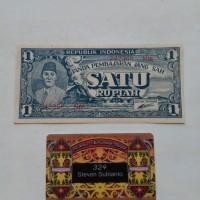 harga Uang Kuno Indonesia 1 Rupiah Seri Ori Th 1945 Tokopedia.com