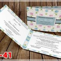 [V1] Undangan Pernikahan Soft Cover Murah & Unik 041
