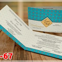 [V1] Undangan Pernikahan Soft Cover Murah & Unik 067