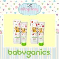 Babyganics Toothpaste 113gr (6m+)