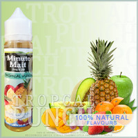 E LIQUID TROPICAL PUNCH MANGO GRAPE PINEAPPLE ORANGE APPLE 60ML NIC 3