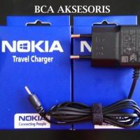 PROMO CHARGER NOKIA COLOKAN KECIL FOR 90 - N95 - N73 - N70 - E71 - E