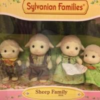 Sylvanian Families Original Sheep Family