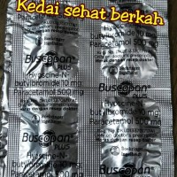 BUSCOPAN PLUS||Harga per strip||MURAH