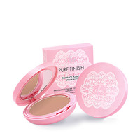PIXY Compact Powder Pure Finish Pink Beige