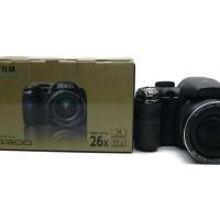 Kamera Digital Fujifilm FinePix S4500 Asli dan bergaransi