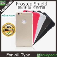 case nillkin super frosted all type iphone asus oppo samsung xiaomi c2