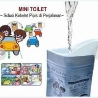 Terpopuler Mini Toilet Emergency/Kantong Urine 600cc