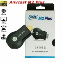 Anycast M2 Plus AirPlay Miracast Wifi To HDMI Display Dongle iphone
