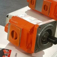 HYDRAULIC GEAR PUMP 125CC GROUP SIZE 4 HONOR 4HE1F125L