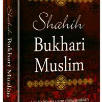 buku hadist kitab hadist shahih bukhari muslim