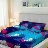 Termurah Sprei Lady Rose Rubic No.1 King 180 Seprai Sprai Bantal