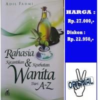 Harga Buku Rahasia Kecantikan Dan Kesehatan Wanita dari A   Z | WIKIPRICE INDONESIA