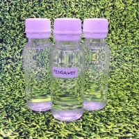 PENGAWET SLIME 100ml / pewarna neon cup clear glue povinal slime