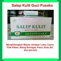 Salep Guci Pusaka/Penghilang Bekas Jerawat/Flek Hitam/Luka/Cacar
