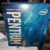 Processor Intel Dualcore G4560 3.5GHZ LGA 1151