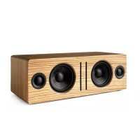 Audioengine B2 Bluetooth Speaker Zebrawood / Black Ash / Walnut