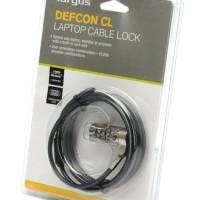 Targus DEFCON CL Laptop Cable Lock PA410B Kabel Lock Notebook Laptop