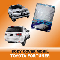 Sarung Pelindung Mobil F New Toyota Fortuner 2017
