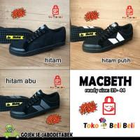 sepatu macbeth. sepatu pria. sepatu sneakers. macbeth s Open Order