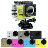 Action Camera - Sport Camera HD DV 12MP 1080p Water Ressistant