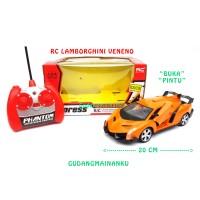 Mobil RC Remote Control / Remot / Radio Kontrol Express Lamborghini