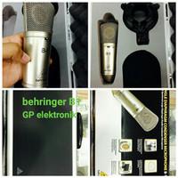 mic studio behringer B1