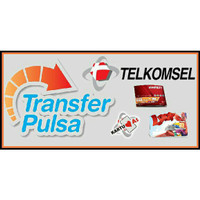 PROMO PULSA TRANSFER TELKOMSEL 50 RIBU HANYA 46500