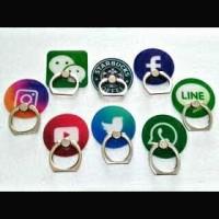 Ring Stand Sosmed Ring Stand Aplikasi Media Sosial