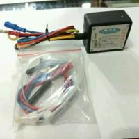 ALARM sensor sentuhan jari WDA motor