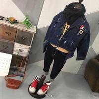 Jacket Anak jeans / jacket anak levis / jacket branded / jacket import