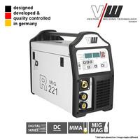 mesin las Vector R221 (mig/mag 200 + mma) 1phase