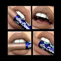 lime crime velvetine matte liquid lipstick - buffy