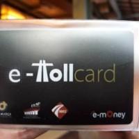 Emoney Saldo 0 Original Bank Mandiri E Toll Card Etoll E money E-money