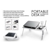MEJA NOTEBOOK LAPTOP E TABLE PORTABLE ONLINE SMALL