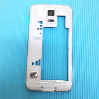 Bezel Samsung S5 (G900) White High Quality