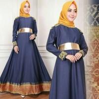 BAJU MUSLIM MODERN mayasa syari benhur busana muslim hijab gamis maxi