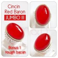 CINCIN NATURAL RED BARON JUMBO. GAGAH DAN LEBIH SANGAAR EUY.... HARGA