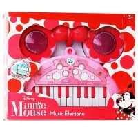 Piano anak Electone Minnie Mouse