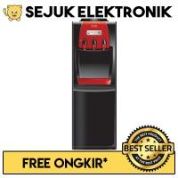 Sanken HWD-999 SH Dispenser Air Galon Atas - Hitam-Merah