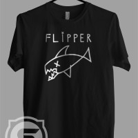 Kaos - Baju - T-shirt Kurt Cobain Flipper