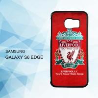 Casing Untuk Samsung Galaxy S6 Edge Liverpool Wallpaper X4593