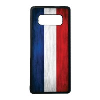 Case Casing Samsung Galaxy NOTE 8 Softcase Bumper Bendera Prancis