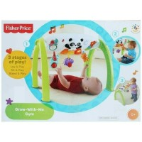 fisher price grow with me gym TA