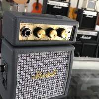 MARSHALL MS-2 /MS2 mini amp/speaker