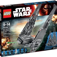 koleksi lego berkualitas terlaris LEGO 75104 Star Wars Kylo Ren s Com