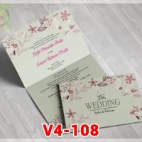 [V4] Undangan Pernikahan Soft Cover Murah & Unik 108
