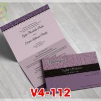 [V4] Undangan Pernikahan Soft Cover Murah & Unik 112